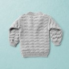 baby knit pullover ALFREDALFRED