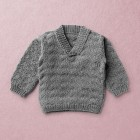 knit pullover toddler, baby knit ALFRED, merino wool baby pullover