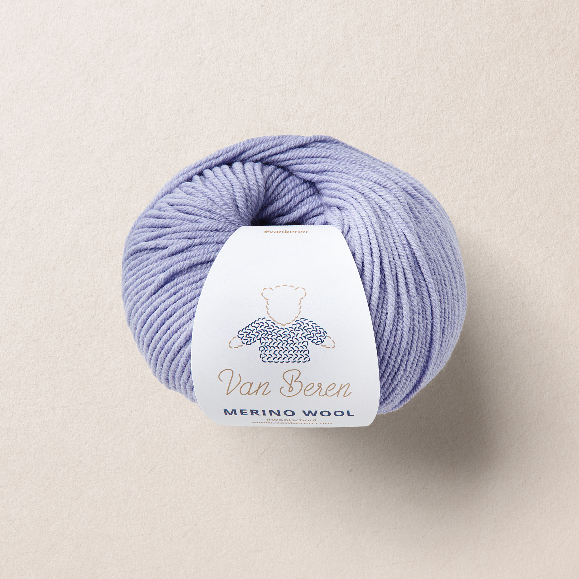 Merino Virgin Wool EXP, purple