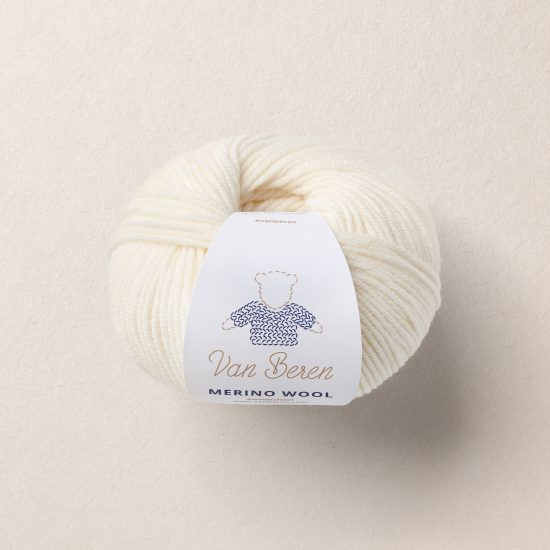 Merino Virgin Wool EXP, Merinowolle, off white