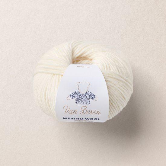 Merino Virgin Wool EXP, off white