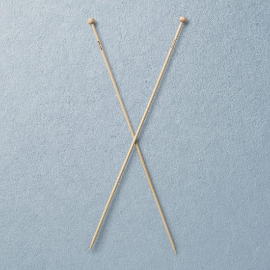 ADDI Jackenstricknadel, Bambus