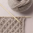 Smocked Ribbing Pattern, Happy Knitting, Wool School