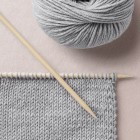 Stockinette Stitch, Happy Knitting, Wool School