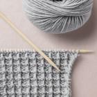 knit pattern, Pinestripe pattern, Wool School, Happy Knitting
