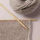 Seed Stitch Pattern 1, Happy Knitting, Wool School