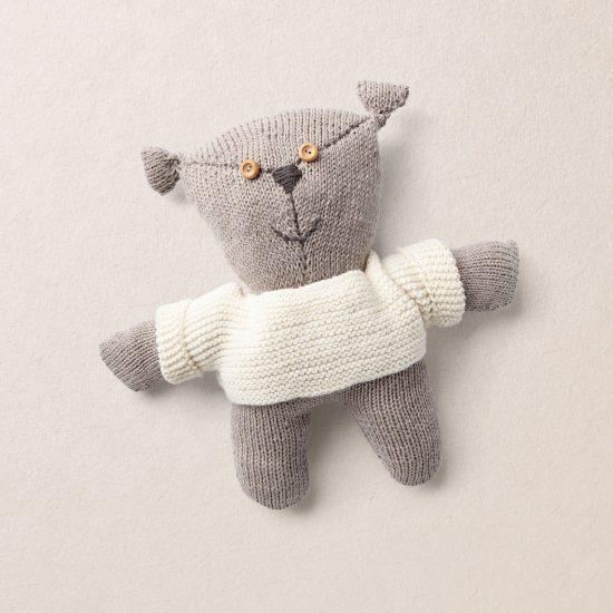 Merino wool Van Beren bear
