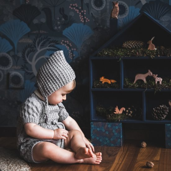 Vintage style inspired Van Beren baby knit romper SUNNY, handmade in Austria, merino wool, eco consciouis clothes, baby present, baby shower, baby belly party, hand knitted, fairfashion, heirloom, VAN BEREN