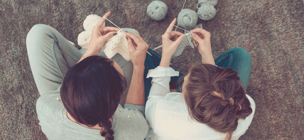 Van Beren Happy Knitting Event