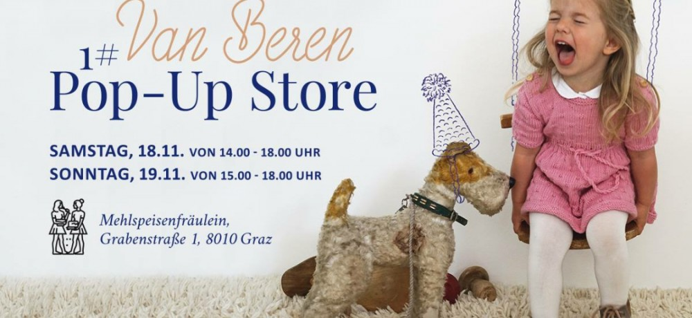 Van Beren Pop Up Store