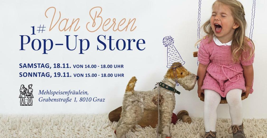 Van Beren Pop Up Store