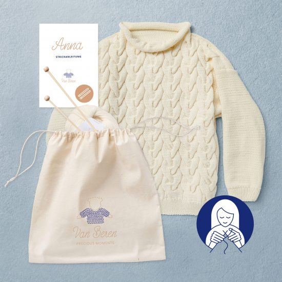 Van Beren Knit Kit Anna