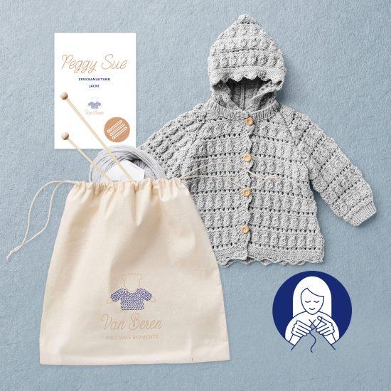 Van Beren Knit Kit Peggy Sue