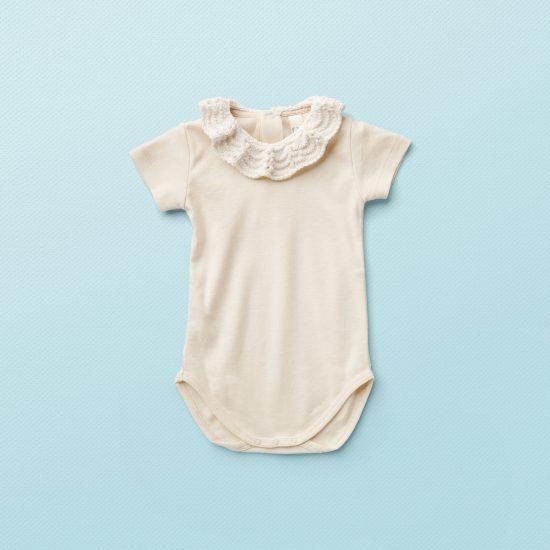 Van Beren onesie ROXANNE, organic cotton