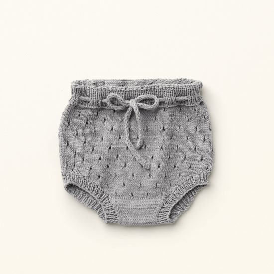 Vintage style inspired knit panties SALLY, organic cotton, hand made in Austria, VAN BEREN