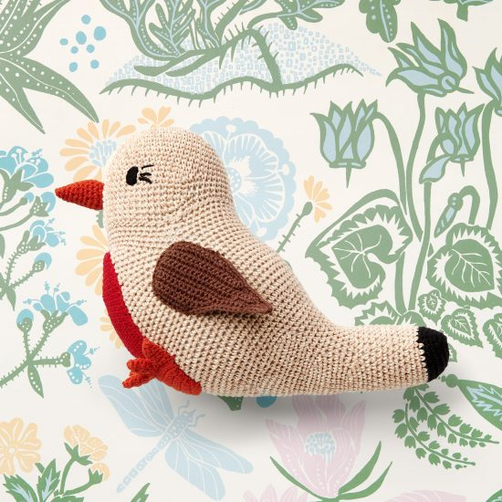 Big bird ANNE-CLAIR Petit, organic cotton