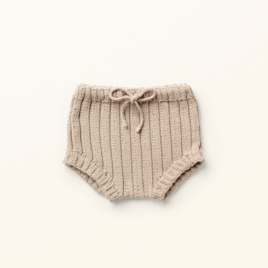 baby knit pulbloomers lover JACK, organic cotton, hand made in Austria, VAN BEREN
