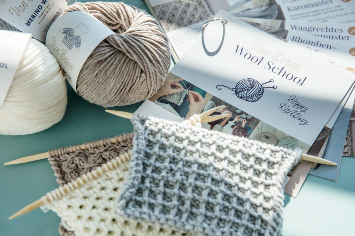 Wool School Van Beren