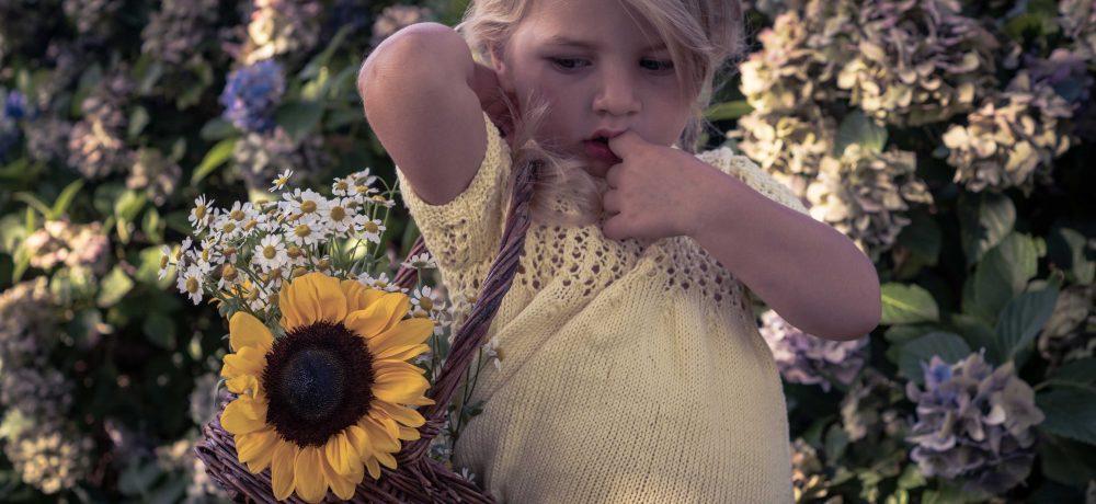 VAN BEREN HAPPY MOTHERS DAY, vintage inspired baby knits