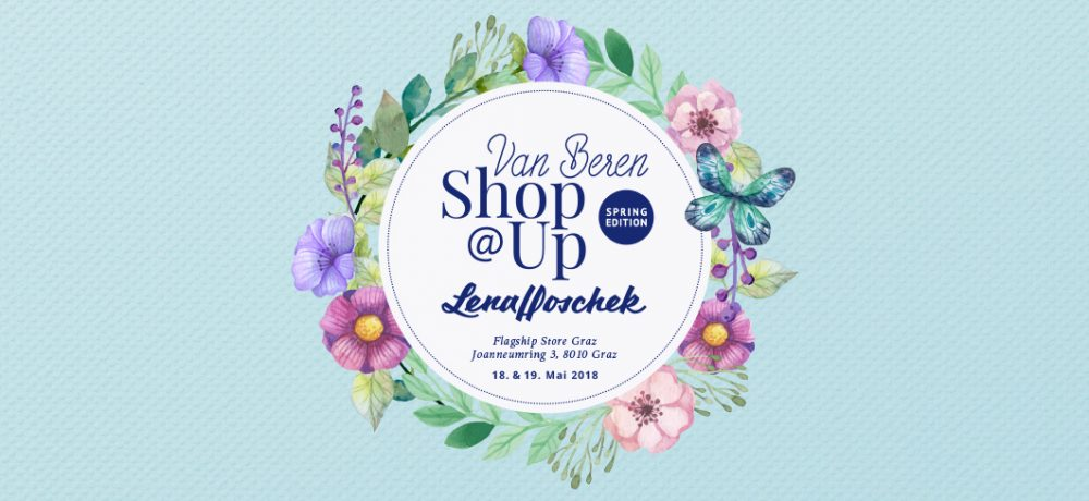 VAN BEREN SHOP UP at Lena Hoschek