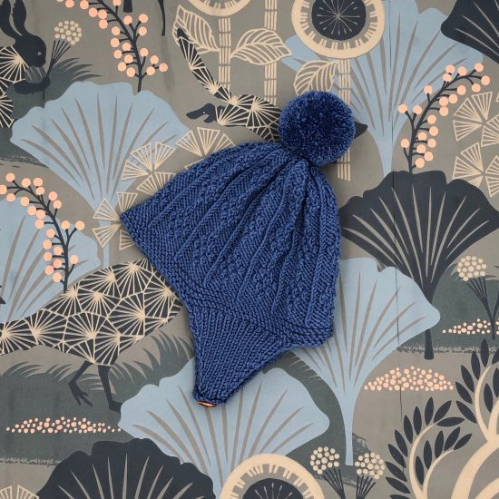 Vintage style inspired Van Beren baby knit bonnet ROBERT, handmade in Austria, merino wool, eco consciouis clothes, baby present, baby shower, baby belly party, hand knitted, fairfashion, heirloom, VAN BEREN