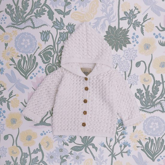 Taufe, Christening, handmade in Austria, organic cotton yarn, eco consciouis clothes, baby present, baby shower, baby belly party, hand knitted, fairfashion, heirloom, VAN BEREN