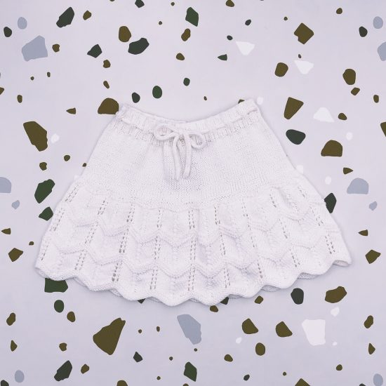 handmade in Austria, organic cotton yarn, eco consciouis clothes, baby present, Wedding, Hochzeit, Flowergirl, Blumennädchen, hand knitted, fairfashion, heirloom, VAN BEREN