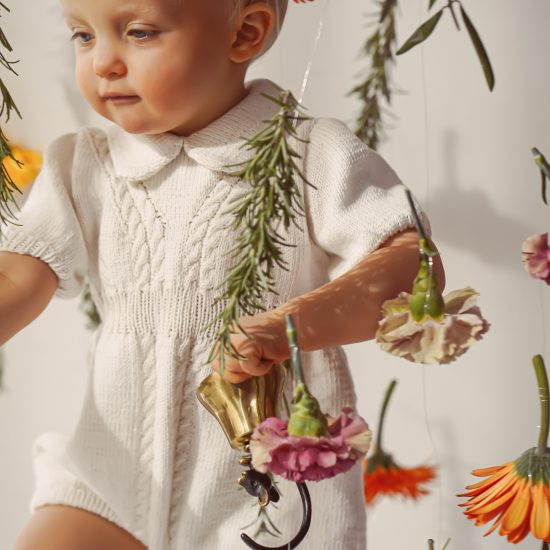 Christening, Taufe, handmade in Austria, organic cotton yarn, eco consciouis clothes, baby present, baby shower, baby belly party, hand knitted, fairfashion, heirloom, VAN BEREN