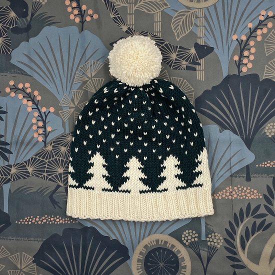 Bonnet RUPRECHT handmade of merino wool in Austria