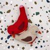 crochet toys, BIG BIRD, handmade, Häkelspielzeug, Anne-Claire petit, baby shower