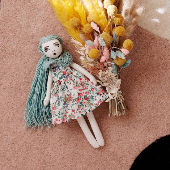 VAN BEREN rag doll